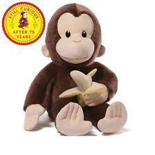 collectible curious george ebay