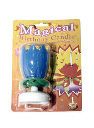 amazing happy birthday candle the amazing happy birthday candle ca home kitchen