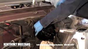 1964 1970 mustang disc brake installation video kentucky