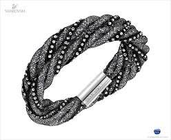 swarovski jewelry bracelet images 5189670 swarovski jewelry stardust twist bracelet jpg