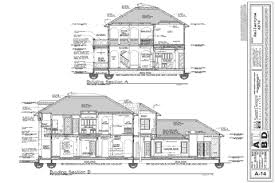 drawing home what is in a set of house plans sater design collection home plans