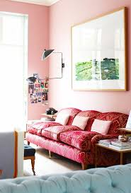 Dusty Pink Bedroom - pink and red u2014 baker ballard interiors