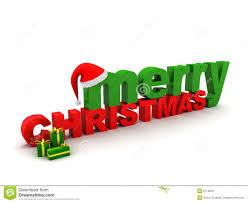 merry text stock illustration image of white 6713645