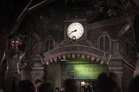 disney u0027s haunted mansion in hong kong is really mystic manor