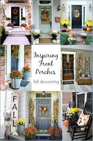 25 inspiring decorating ideas for your fall front porch