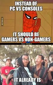 Meme Gamer - shots fired meme by white jester memedroid