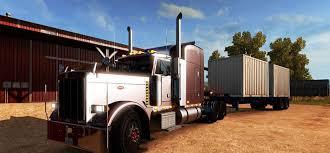 kenworth peterbilt peterbilt 379 truck american truck simulator mod ats mod