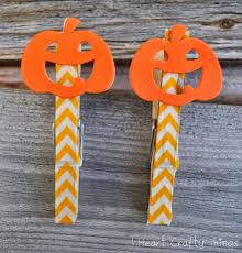 Halloween Games And Crafts by Halloween Clothespin Clips I Heart Crafty Things