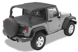 jeep sahara white 2 door bestop duster u0026 windjammer summer combo for 10 17 jeep