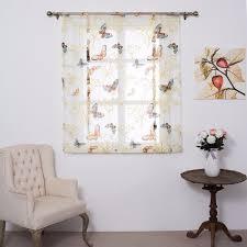 online get cheap butterfly window treatments aliexpress com
