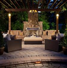 san francisco patio designs with contemporary pavers natural