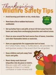 thanksgiving wildfire safety tips 970 wfla