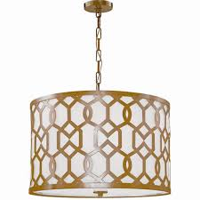 Drum Light Fixture by Trellis Drum Shade Chandelier Large Shades Of Light