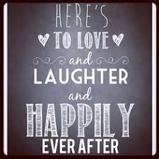 wedding quotes happily after custom wedding collapsible can coolers to laughter and
