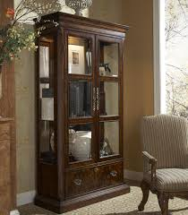 Curio Cabinet Traditional Curio China Cabinet By Fine Furniture Design Wolf
