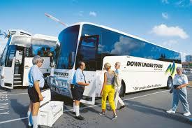 bus getting around plan your trip queensland australia