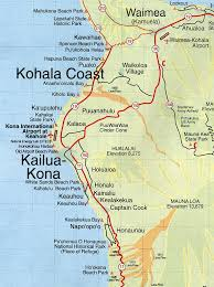 map of hawaii big island kona hawaii map root maps map of kona coast hawaii my just