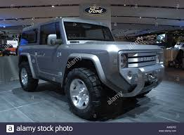 concept bronco 2017 ford bronco suv concept at the 2004 north american international