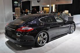 porsche panamera turbo black porsche panamera turbo 2616746