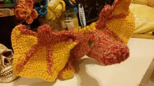 crochet dragon album on imgur