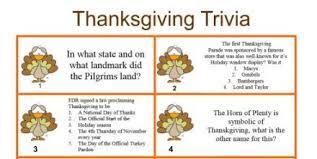 free printable thanksgiving trivia questions happy thanksgiving