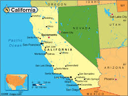 california map major cities best of california proudly usa global villageglobal