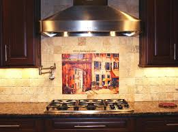 Classic Kitchen Backsplash Kitchen Backsplash Murals For Attractive Kitchens