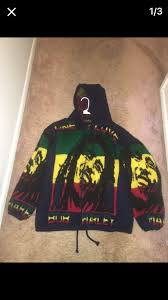 bob marley drug rug hoodie clothing u0026 shoes in highland heights