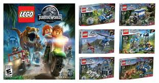tutorial lego jurassic world ps3 jurassic world lego video game and playsets