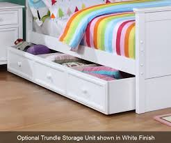 Daybed With Bookcase Twin Size Bookcase Captains Daybed White Allen House Kids