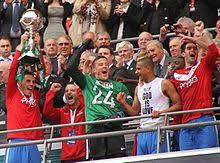 Fa Vase Results 2014 List Of Fa Trophy Finals Wikipedia