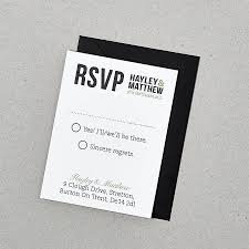 Black And White Invitation Card Card Invitation Ideas Great Ideas Rsvp In Invitation Card Best
