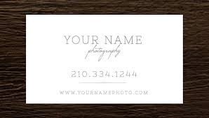 Business Card Wedding Photography Business Cards Wedding Photography Business Card