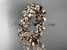 different engagement rings different engagement rings gold flower band adlr57b