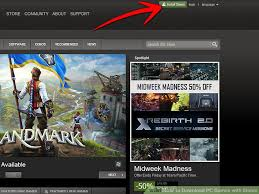 websites to download full version games for pc for free how to download pc games with steam 9 steps with pictures