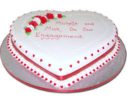 Engagement Cakes Anniversary U0026 Engagement Cakes For All Occasions From The Jolly