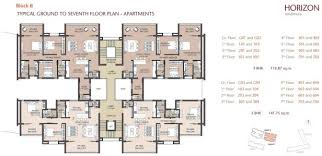 apartments house plans with guest wing house floor plans with