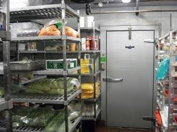 tips for organizing a walk in freezer or refrigerator the