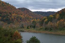 Kentucky scenery images Mountain fall scenery photograph by becky arvin jpg