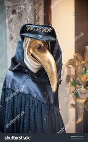 venetian doctor mask beak doctor venetian mask stock photo 79726060