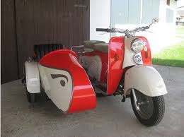 ebay large collection of obscure vintage scooters and