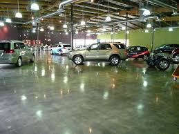concrete polishing floor experts save the day in boston end result