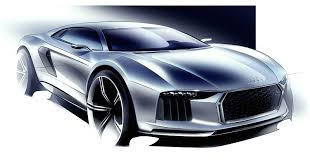 future audi a9 concept to preview new design language a9 flagship at los angeles