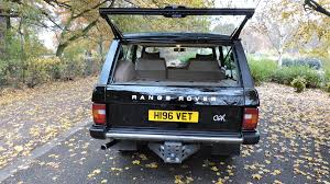 land rover classic for sale used 1991 land rover range rover std efi 89 for sale in derbyshire