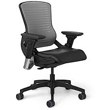 Office Chair Side View Office Master Om5 Office Seating Task Chairs Csi Ergonomics