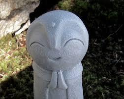 jizo statue concrete statues of jizo s protectors of