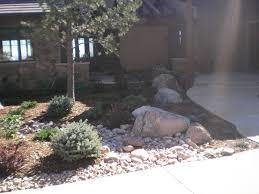 Cost Of Landscaping Rocks by Landscape Rock Colorado Springs Landscape Boulders