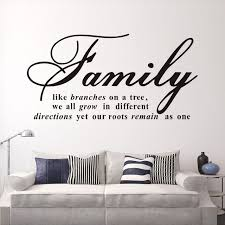 Tree Decal For Nursery Wall Family Like Branches On A Tree Quotes Wall Decal Baby Nursery