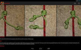 useful knots tying guide android apps on google play