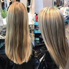 blonde high and lowlights hairstyles twystsalon